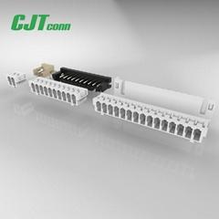 2.0mm(175778)同等线对板连接器 6-292161-2 长江连接器A2007
