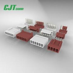 长江连接器A2543 2.54mm(6471/2695/7880) 连接器等效国产连接器 22-01-2046