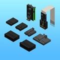 连接器厂家直销 FFC柔性扁平连接器 端子2.54mm OF-02 2