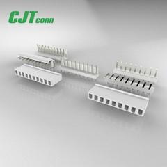 连接器 尼龙66缺P定制针座 5.0mm 5258机器人  CJT A5081
