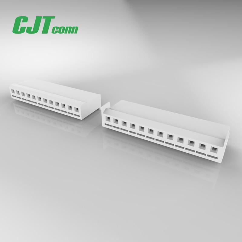 连接器5.0mm 供应SVH-21T-P1.1,JST连接器 端子 3.96mmLED灯电子精密连接器 1