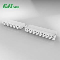 长江连接器供应SVH-21T-P1.1,JST连接器 端子 3.96mmLED灯电子精密连接器
