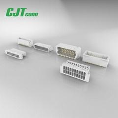长江连接器供应1.0间距板段连接器BM08B-SRSS-TBT 88244-4000 88244-5000