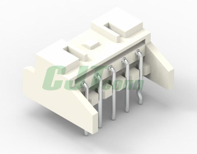 连接器 线对板电子连接器CJT2.50mm智能电源线连接器 供应JST XA  3