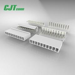 连接器 3.96mm 快速连接端子端子线640251-3 0039000344CJT长江A3961