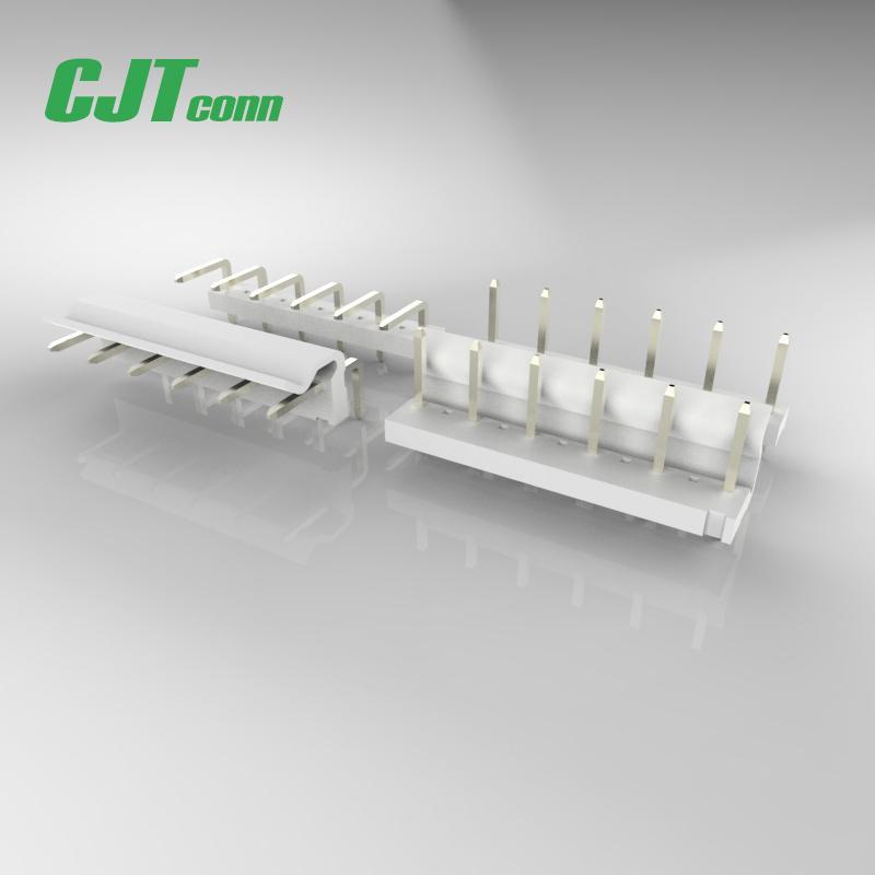 连接器 3.96mm 快速连接端子端子线640251-3 0039000344CJT长江A3961 2