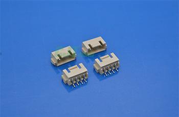 连接器 B4B-XH-A-E  xh2.54连接器家用连接线带扣2.54 长江A2501 2
