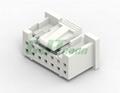 molex 2.0mm電子連接器501876-1040線對板連接器