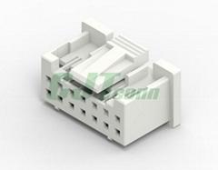 molex 2.0mm电子连接器501876-1040线对板连接器