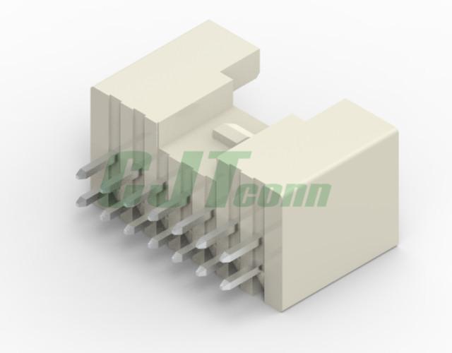 连接器 2.0mm电子连接器501876-1040线对板连接器 3