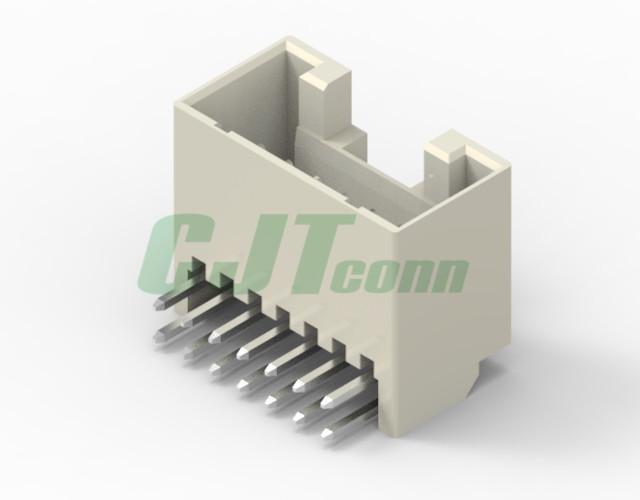连接器 2.0mm电子连接器501876-1040线对板连接器 4