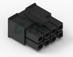 长江连接器母插头电子连接器 5.7mm间距 171692-0110 170001-0108