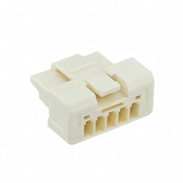 连接器 1.25mm同等品MOLEX公母插头连接器 502380-0200 104092-0500 3