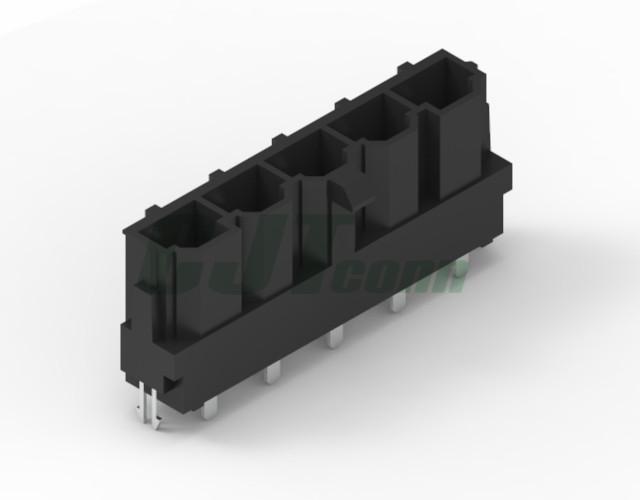 连接器 2.36mm同等品连接器 CJT 长江 LB1P-  -TA   连接器厂家  1