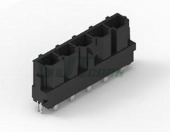 连接器 2.36mm同等品连接器 CJT 长江 LB1P-  -TA   连接器厂家