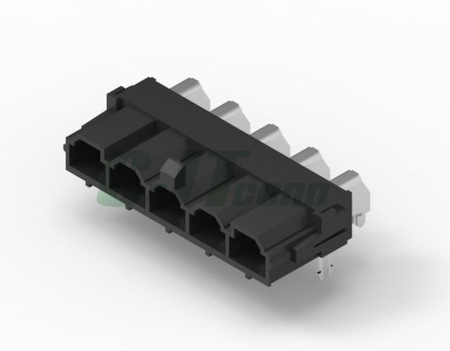 连接器 2.36mm同等品连接器 CJT 长江 LB1P-  -TA   连接器厂家  2