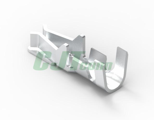 接线端子2.0mm 2.0线对板黑色直插连接器 A2009 DF11-4DS-2C DF11-6DS-2C  2