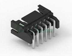 广濑连接器同等品 DF11-4DS-2C DF11-6DS-2C 2.0mmPCB弯针插座 双排