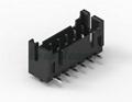 连接器 2.0mm SMT立式贴片 防水双排 DF11CZ- 4DP-2V(27)