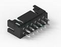 连接器 2.0mm SMT立式贴片 防水双排 DF11CZ- 4DP-2V(27)  4