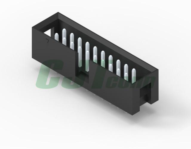 连接器 牛角连接器 molex 87834-0411 87834-0611 插座连接器 2