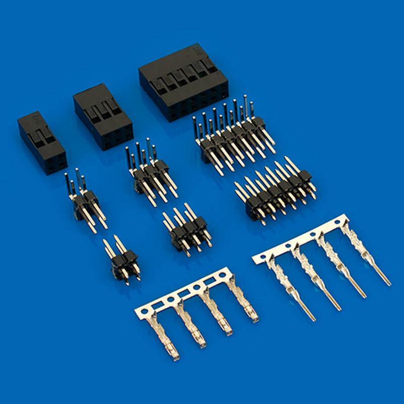 molex connectors 2.54mm  DIP Pin Header 10-88-1041 10-88-1061