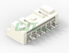 JST连接器XA2.5mm B02B-XASK-1 B03B-XASK-1针座连接器