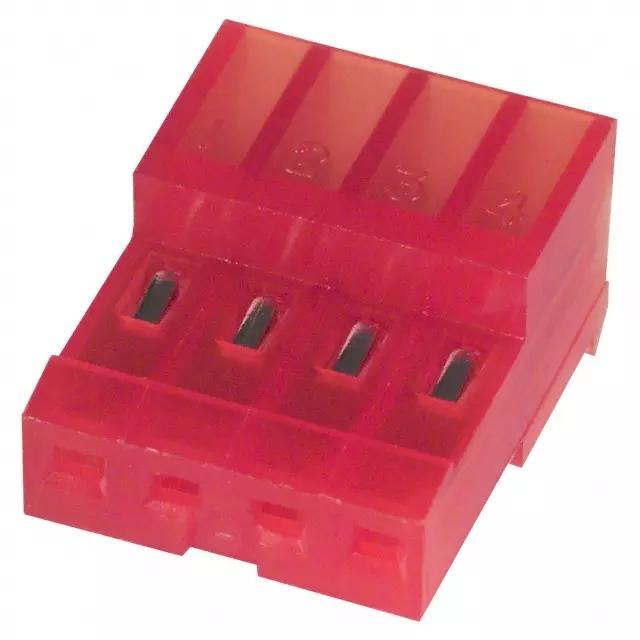 TE国产等效连接器 2.54mm刺破式连接器 640440-2 640440-3 1