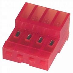 CJT  TE国产等效连接器 2.54mm刺破式连接器 640440-2 640440-3