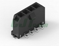 3.0mm pitch smt molex connectors 43650-0524 43650-0624