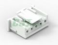 JST连接器 XAP-02V-1 XAP-03V-1 白色XA2.5系列 胶壳连接器 1