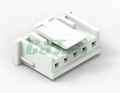 white 2.5mm pitch housing jst connectors XAP-02V-1 XAP-03V-1 A2508