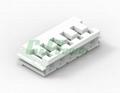 連接器 2.50mm 白色連接器EH2.5 膠殼接插件 EHR-5 EHR-6 2