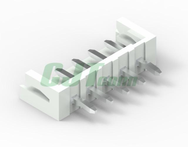 连接器  2.5mm直针插座连接器 家电连接器 B5B-EH B6B-EH