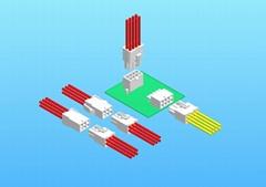 長江連接器 線束 電子線 接線連接器 2.0mm 2.5mm 2.54mm 3.0mm 4.2mm