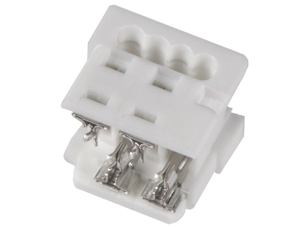 molex connectors 90327-0304 90327-0306 Low Profile, IDC  Receptacle