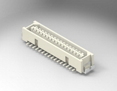 1.0mm板对板连接器 长江连接器国产DF9-41S-1V(32) DF9-51S-1V(32) 1.0mm 贴片连接器