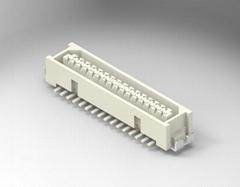 1.0mm板對板連接器 長江連接器國產DF9-41S-1V(32) DF9-51S-1V(32) 1.0mm 貼片連接器