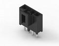 molex connectors 105311-1102 105311-1103  2.50mm Pitch 180° Foot DIP Wafer