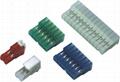 TE connectors 2.54mm Pitch 640440-2,640468