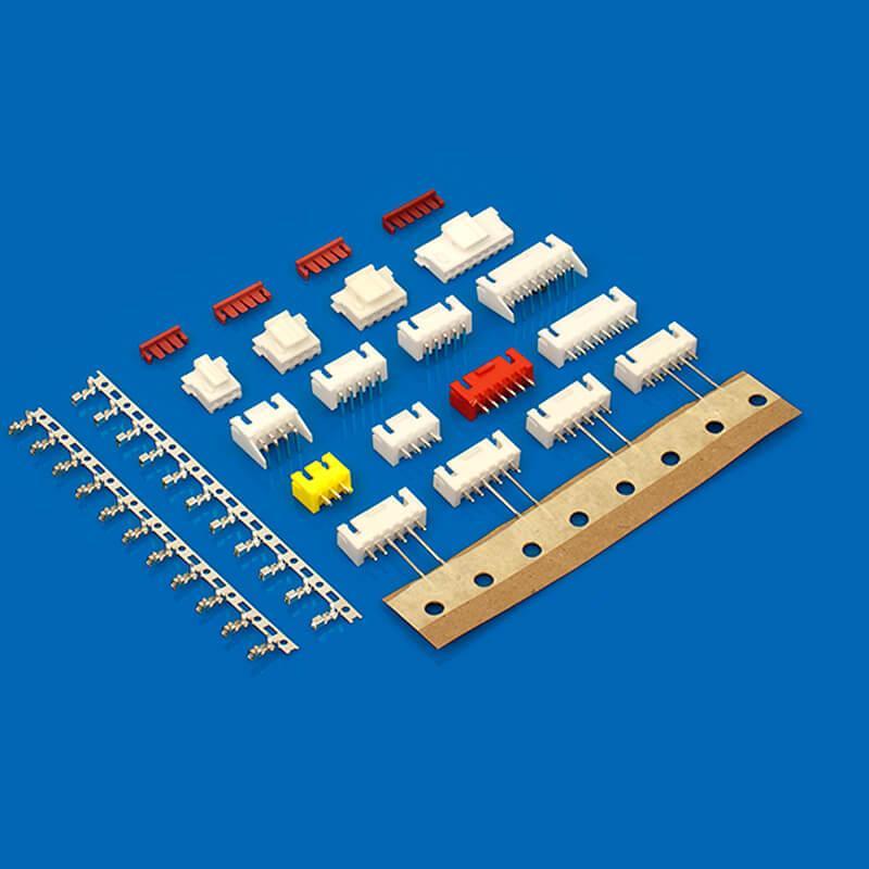 连接器 2.50mm防火公母对插连接器供应YEONHO SMH250 同等品CJTA2512  5