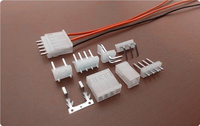 连接器 3.96mm连接器,端子同等品 线对板连接器 A3964(5195) 2