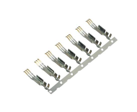 连接器 1.27mm间距 CJT长江A1271线对板连接器--压接端子 2