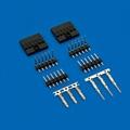连接器A2541 2.54mm(DUPONT/DB250) 线对板连接器 42375-0551 2