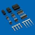 连接器A2541 2.54mm(DUPONT/DB250) 线对板连接器 42375-0551 3
