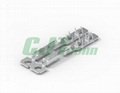 2.54mm pitch wire to board connector OFH-20 MHF-4 Membrane switch connector/FFC/