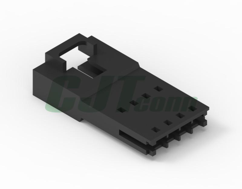 连接器 2.54mm(.100″)线对板连接器 OFH-20 MHF-4 薄膜开关连接器/FFC/FPC连接器 6