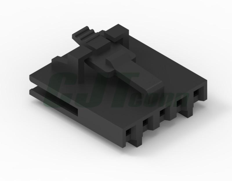 连接器 2.54mm(.100″)线对板连接器 OFH-20 MHF-4 薄膜开关连接器/FFC/FPC连接器 7