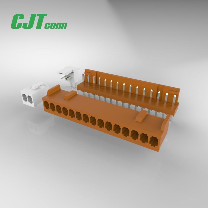 连接器 2.50mm线对板 CJT A2507 电子家电连接器供应JAE IL-G  1