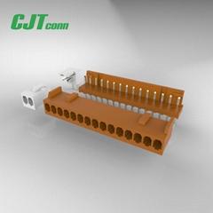 CJT长江连接器A2507线对板电子家电连接器供应JAE IL-G 同等品